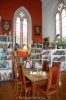 Inside The Church Retro Cafe
