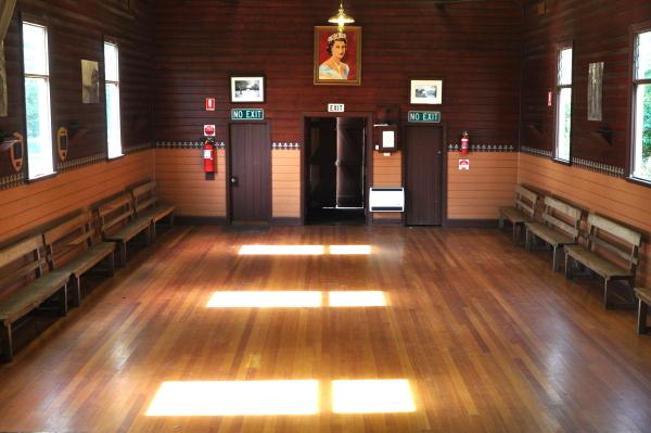 Bullarto Hall Central Highlands Artsatlas