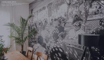 Aldona Kmiec Ballarat murals Photographer