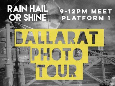Ballarat Photography Tours Aldona Kmiec