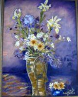 Summer ( Still Life). Oil.  41 x 51 cm.
