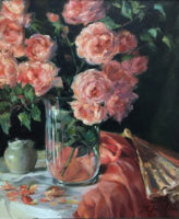 DenyChristian_bowl of roses