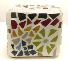Mosaic Money Box ClayMotion Ballarat Victoria