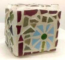 Mosaic Money Box ClayMotion Ballarat Victoria