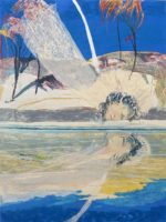 Arthur Boyd_River Bride III landscape