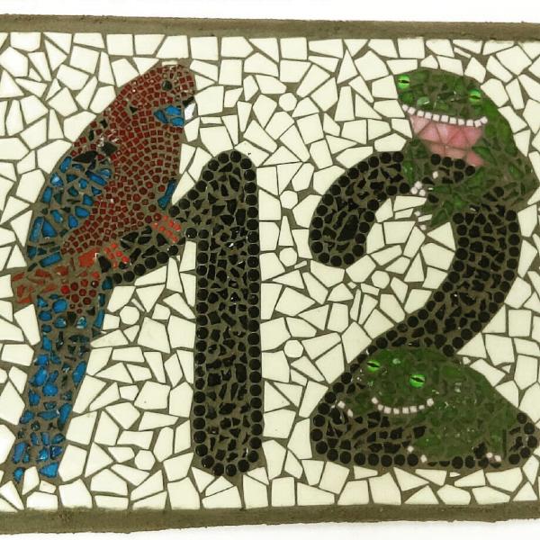 Mosaic Class at ClayMotion Ballarat Victoria